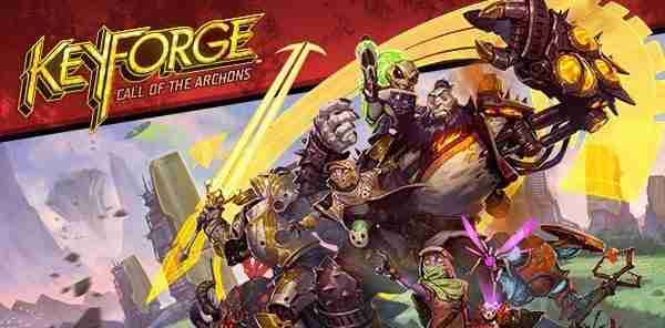 Enter a new World with KeyForge!