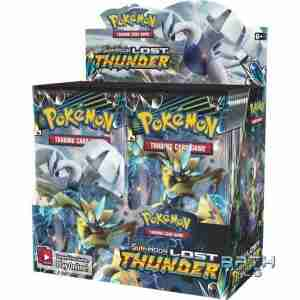 Lost Thunder Booster Box