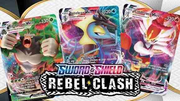 The V's and VMax's of Rebel Clash